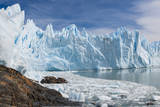 Upsala Glacier Photographic Print by Michael Leggero