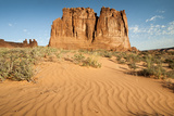 Desert Towers Photographic Print by Tom Kelly Photo