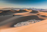 Death Valley Dunes Photographic Print by Fibru Photography