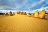 Pinnacles Desert Photographic Print by Nora Carol Photography