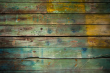 Wood Grungy Background Posters by  Arcady31