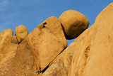 Usa, California, Joshua Tree National Park, Rock Formations Photographic Print by Tetra Images