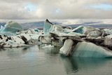 Jokulsarlon Photographic Print by Photo by Judepics