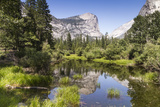 Mirror Lake Photographic Print by Ian Gethings