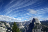 Above Half Dome Photographic Print by  CathyMC