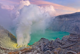 Ijen National Park Photographic Print by  Helminadia