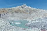 Rhone Glacier Photographic Print by Jekaterina Nikitina