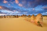Sunrise at Pinnacles Desert Photographic Print by Nora Carol Photography