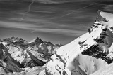 Le Dome on Glacier 3000 Photographic Print by  Phil