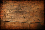 Dark Vintage Wood Texture Photographic Print by  Zibedik