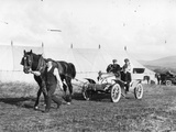 Isle of Man Races Photographic Print by Hulton Archive