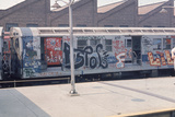 7Th Ave. Subway Train Covered in Graffiti Photographic Print by Frederic Lewis