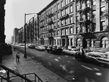 122Nd Street Harlem Photographic Print by Frederic Lewis