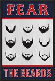 Fear the Beards Poster