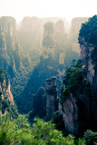 Zhangjiajie Forest National Park Photographic Print by Yves ANDRE