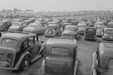Car Park Photographic Print
