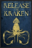 Release The Kraken Prints
