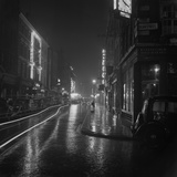 Soho by Night Photographic Print by  BIPS