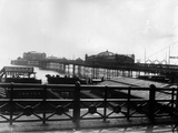 Brighton Pier Photographic Print by General Photographic Agency