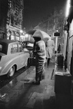 Rainy Night in London Photographic Print by Thurston Hopkins
