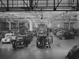 Ford Rouge Plant Fotodruck von  Lass