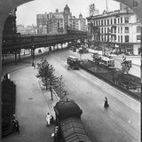 New York Public Transport Photographic Print by Archive Photos