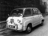 Fiat Minicar Photographic Print by Peter King