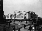 New York Public Library Main Branch Photographic Print by  FPG