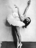 Young Ballerina Photographic Print by  FPG