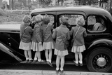 Good Youngsters Photographic Print by Kurt Hutton