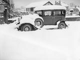 Snowed Under Photographic Print by Nick Yapp