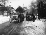 Winter Roads Photographic Print by Hulton Archive