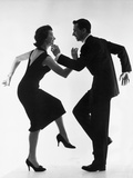 Cha-Cha-Cha Photographic Print by Thurston Hopkins