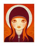 X G N M Photographic Print by Kuba Gornowicz