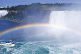 Niagara Horseshoe Falls and the American Falls Photographic Print by Brian Lawrence
