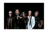 Aerosmith - Global Warming Tour 2012 Print by  Epic Rights