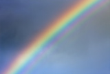 Rainbow Photographic Print by Frank Krahmer