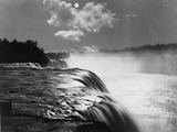 Niagara Light Photographic Print by Henry Guttmann