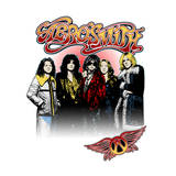 Aerosmith - 1970s Bad Boys Posters par  Epic Rights