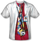 Youth: Doogie Howser, M.D. - Doogie Costume Tee T-Shirt