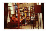 Aerosmith - In a Cage 1980s Affiches par  Epic Rights