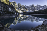 Valley of the Ten Peaks Photographic Print by  Gemma