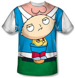 Family Guy - Stewie Carrier Costume Tee Vêtement