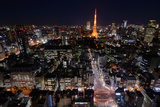 Tokyo at Night Photographic Print by SUGIMOTO Yasuaki