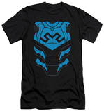 Justice League - Blue Beetle Costume Tee (slim fit) T-shirts