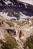 Telluride, Colorado, Mountain Waterfall Photographic Print by Kayla Sawyer