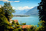 Lago Maggiore, Switzerland Photographic Print by Tatyana DiaMantine