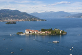 Isola Bella, Lake Maggiore, Italy Photographic Print by Ken Welsh