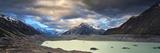 Tasman Glacier Photographic Print by Thienthongthai Worachat