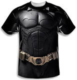 Youth: Batman Begins - Begins Costume T-shirts